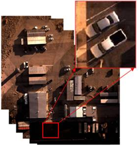 Sample of high-resolution Highlighter imagery