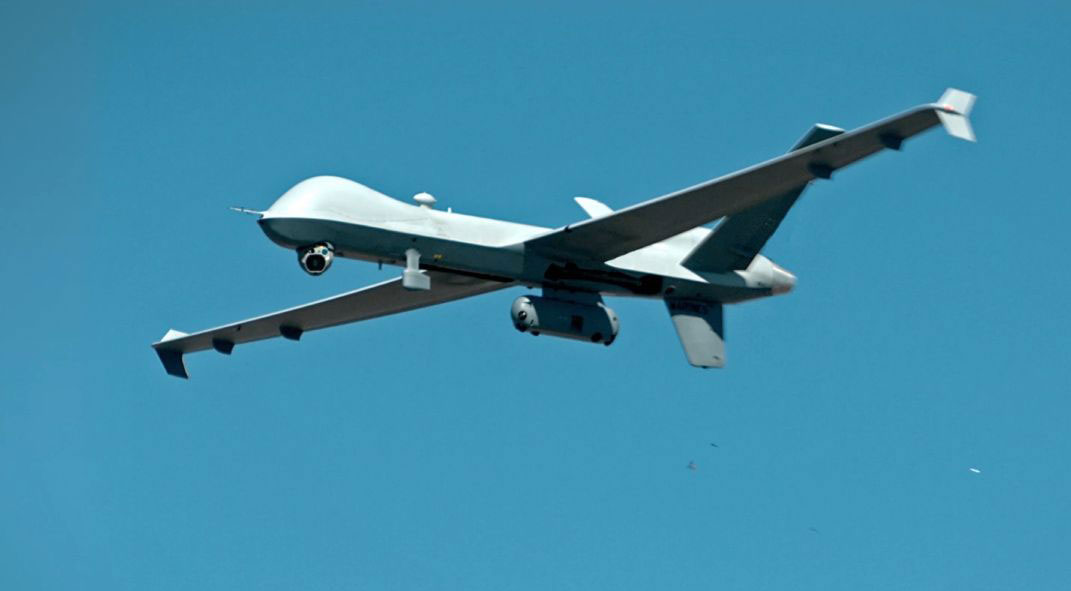 GA-ASI Successfully Completes Self-Protection System Demo on MQ-9