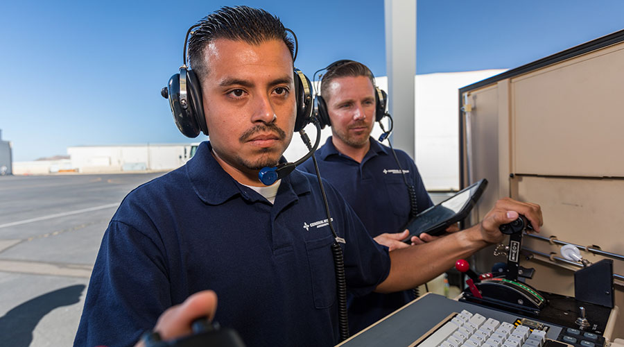 General Atomics Aeronautical - Training and Support Services