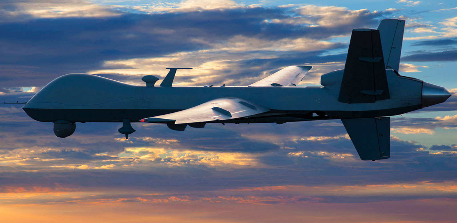 MQ-9A Reaper (Predator B) | General Atomics Aeronautical Systems Inc.